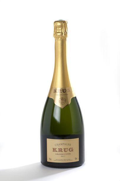 1 blle Champagne Brut Grande Cuvée - NM -...