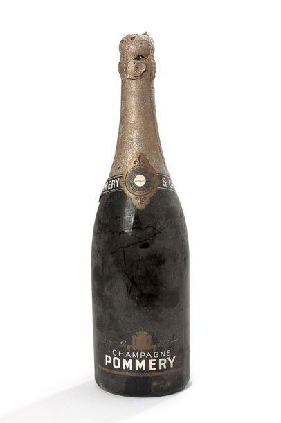 1 blle Champagne Brut - Sans Millésime -...