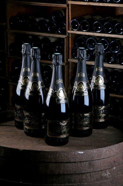 5 Blles Champagne