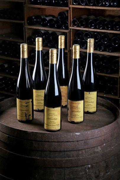 6 Blles Alsace Grand Cru Schoenenbourg Riesling...