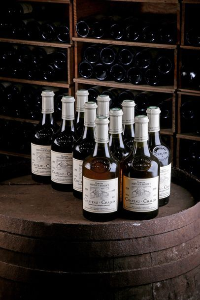 10 Blles Château-Chalon - 1999 - Domaine...