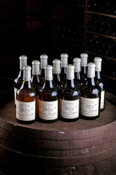12 Blles Château-Chalon - 2000 - Domaine...