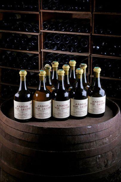 10 Blles Arbois Vin Jaune - 1997 - Domaine...