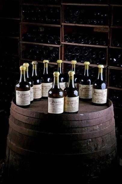 10 Blles Arbois Vin Jaune - 1998 - Domaine...