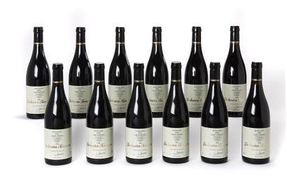 12 blles Les Hautes Terrasses - 1998 - Domaine...
