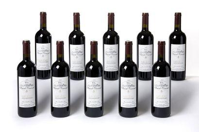 10 blles Bellet - 2000 - Clos Saint Vinc...