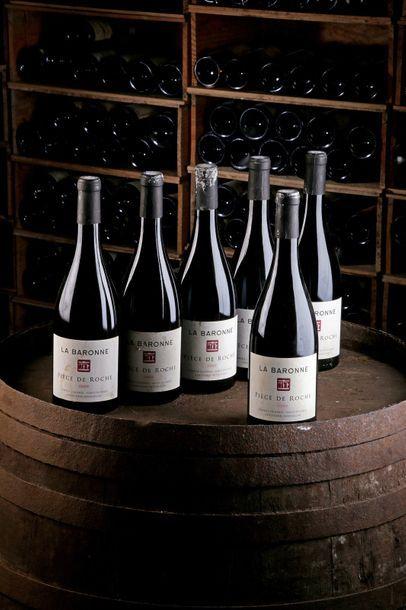6 Blles Pièce de Roche - 2009 - Château La...