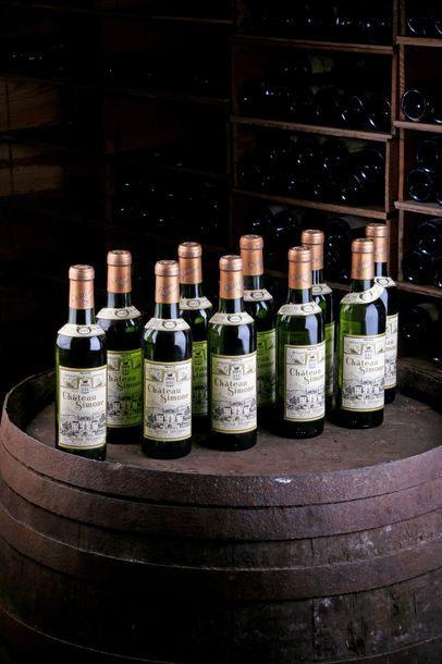 10 1/2 blles Palette - 2004 - Château Simone...