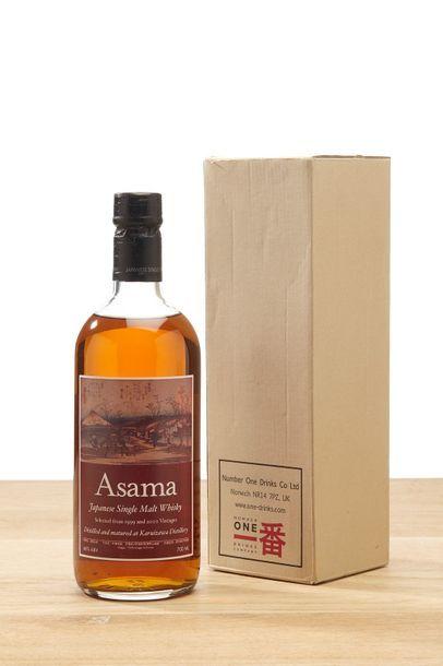 1 blle Whisky Asama - 1999/2000 - Karuizawa...