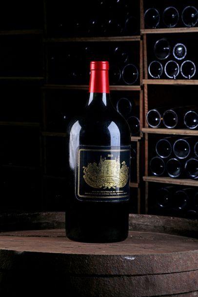 1 Dble Mag Château Palmer - 2011 - 3e GCC...