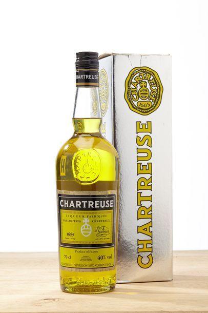 1 blle Chartreuse Jaune - Pères Chartreux...