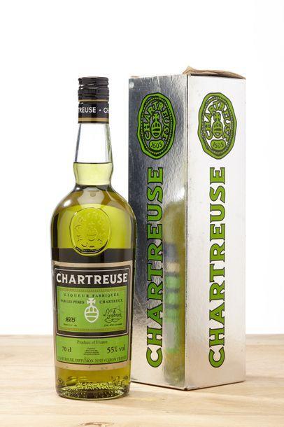 1 blle Chartreuse Verte - Pères Chartreux...