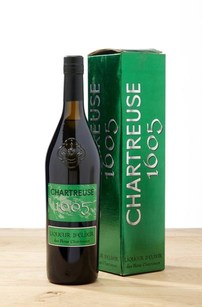 1 blle Chartreuse