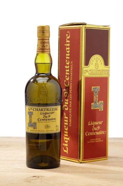 1 blle Grande Chartreuse Liqueur du 9e centenaire...
