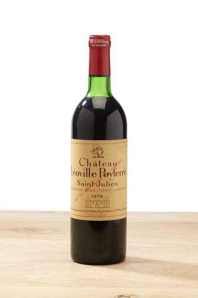1 blle Château Léoville-Poyferré - 1979 -...