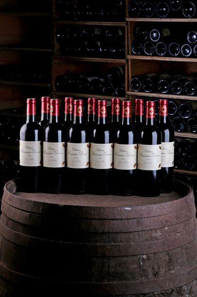 12 Blles Château Branaire-Ducru - 2005 -...