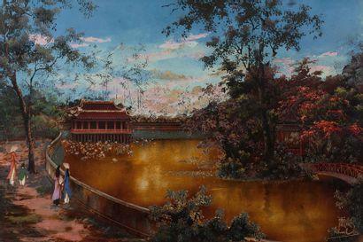 TRUONG VAN THANH (XXE SIÈCLE)