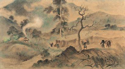 TRAN VAN THO (né en 1917)