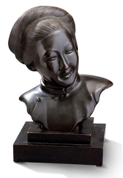 ECOLE DE HANOÏ, CIRCA 1950