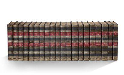 BALZAC Honoré de (1799-1850) Oeuvres complètes Paris, Alexandre Houssiaux, 1855....