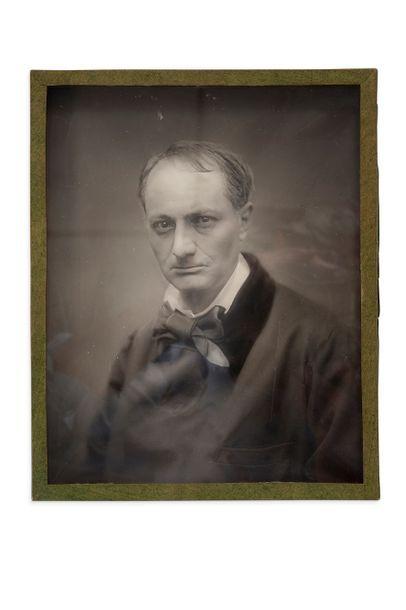 BAUDELAIRE CHARLES (1821-1867), CARJAT ÉTIENNE (1828-1906)