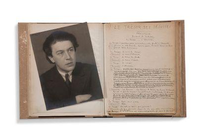 BRETON ANDRÉ (1896 - 1966), ARAGON LOUIS (1897 - 1982)