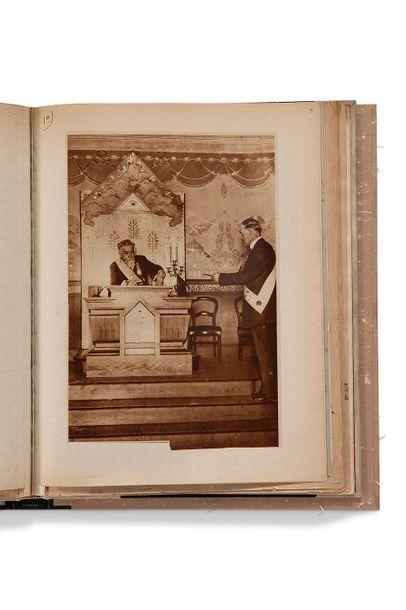 BRETON ANDRÉ (1896 - 1966), ARAGON LOUIS (1897 - 1982) Le Trésor des jésuites, pièce...