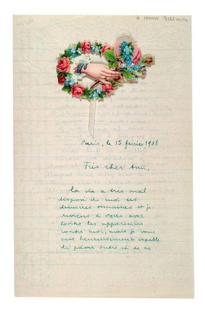BRETON ANDRÉ (1896 - 1966)