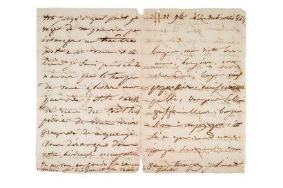 DROUET JULIETTE (1806-1883)
