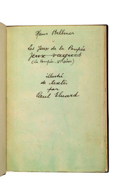 ELUARD Paul (1895-1952)
