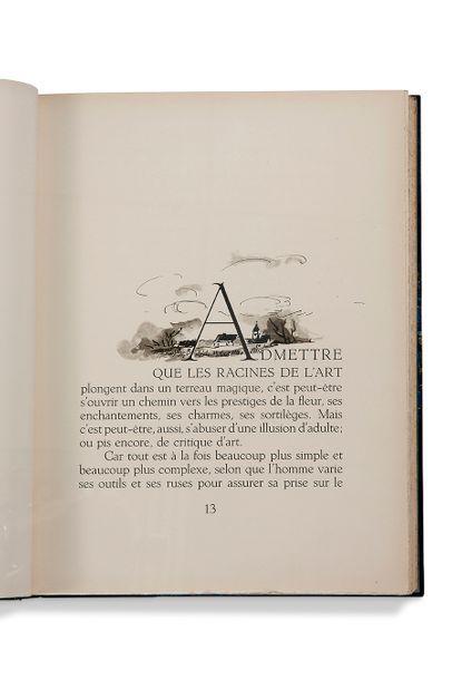 GENEVOIX MAURICE (1890-1980), VLAMINCK MAURICE DE (1876-1958)