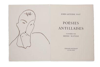 NAU JOHN-ANTOINE (1860-1918), MATISSE HENRI (1869-1954)