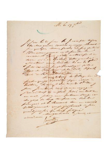 STENDHAL, BEYLE HENRI DIT (1783-1842)