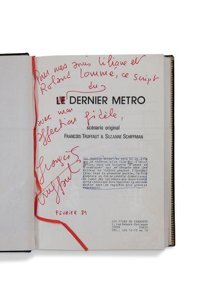TRUFFAUT FRANÇOIS (1932-1984)