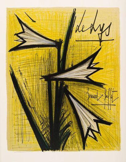 BUFFET BERNARD (1928-1999). VILMORIN LOUISE DE (1902-1969).
