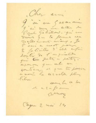RENOIR AUGUSTE (1841-1919).
