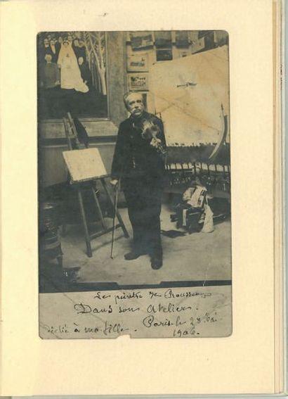 ROUSSEAU HENRI, DIT LE DOUANIER (1844-1910).