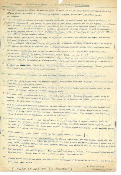 BELLMER HANS (1902-1975). L.A.S. «Hans Bellmer», 27 mars 1940, [à Julien LEVY]; 2...