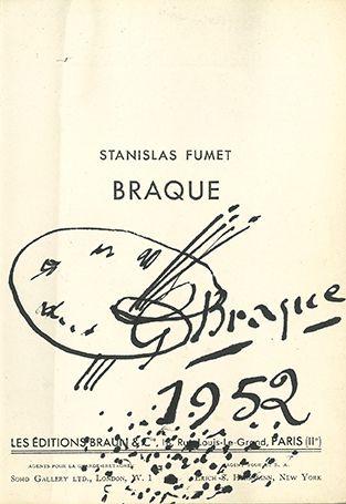 BRAQUE GEORGES (1882-1963).