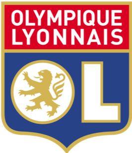 1 Maillot de l'équipe féminine de l'OLYMPIQUE...