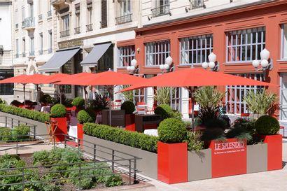 Brasserie Georges BLANC Le SPLENDID à Lyon...