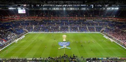 2 places pour un match de championnat de France de football  de l'OLYMPIQUE LYONNAIS...