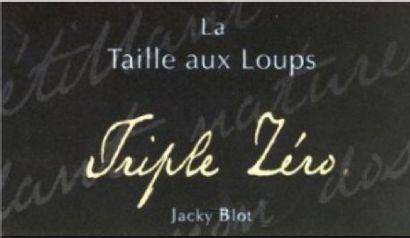 Domaine Jacky Blot à Montlouis (41)  2 magnums Montlouis « La Taille aux Loups Triple...