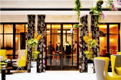 Restaurant 1 étoile Le BEAUDELAIRE , Hôtel Burgundy  à Paris (75001)  1 dîner pour...