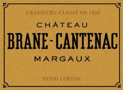 Château de Brane Cantenac Grand Cru 2013...