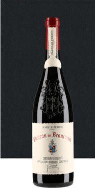 Château de Beaucastel 2014  6 bouteilles...