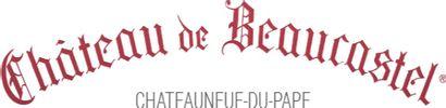 Château de Beaucastel 2014  6 bouteilles Chateauneuf du Pape rouge  Caisse bois