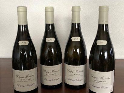 Domaine Etienne SAUZET – Puligny Montrachet...