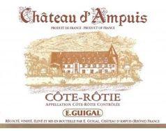 Domaine Guigal à Ampuis (69)  3 bouteilles de Côte Rôtie Château d'Ampuis 2014