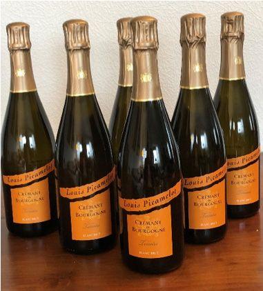 Domaine Louis PICAMELOT  6 bouteilles de...